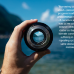 Cultivate A Narrow Focus To Achieve More